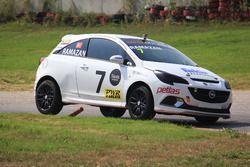 #7 Ramazan Kaya, Opel Corsa Opc