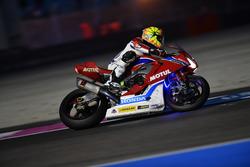#111 Honda Endurance Racing, Honda: Gregory Leblanc, Sebastien Gimbert, Yonny Hernandez