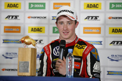 Press Conference, Joel Eriksson, Motopark Dallara F317 - Volkswagen