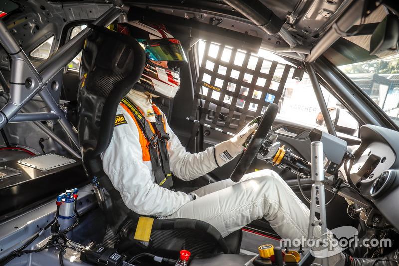 Sheldon van der Linde, Prosport Performance, Audi RS3 LMS