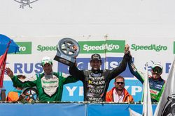 Agustin Canapino, Jet Racing Chevrolet, Emanuel Moriatis, Martinez Competicion Ford, Gaston Mazzacane, Coiro Dole Racing Chevrolet