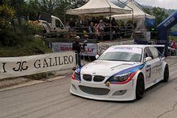 Giuliano Tavani, BMW 550 I E1 Italia +3000