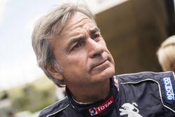 Carlos Sainz, Peugeot 208T16