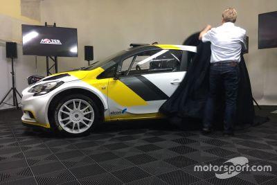 الكشف عن سيارة أوبل كورسا آر5