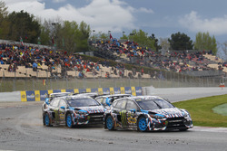 Ken Block, Hoonigan Racing Division, Ford Focus RSRX, Andreas Bakkerud, Hoonigan Racing Division, Ford Focus RSRX