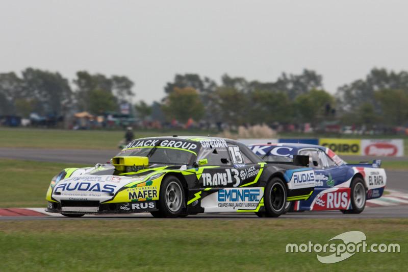 Martin Ponte, UR Racing Team Dodge, Sebastian Diruscio, SGV Racing Dodge