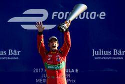 Podium: 1. Lucas Di Grassi, ABT Schaeffler Audi Sport