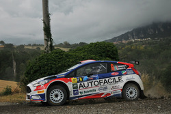 Andrea Dalmazzini, Giacomo Ciucci, Ford Fiesta R5