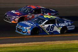 Denny Hamlin, Joe Gibbs Racing Toyota, Denny Hamlin, Joe Gibbs Racing Toyota