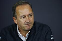 Управляющий директор McLaren Джонатан Нил