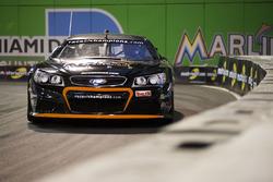 Kurt Busch driving the Whelen NASCAR