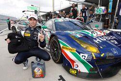 Pole position GTD de Alessandro Pier Guidi, Spirit of Race