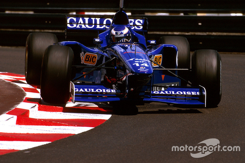 #14: Olivier Panis, Prost, JS45