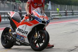 Bike von Jorge Lorenzo, Ducati Team