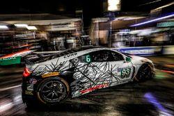 #93 Michael Shank Racing Acura NSX: Andy Lally, Katherine Legge, Mark Wilkins, Graham Rahal