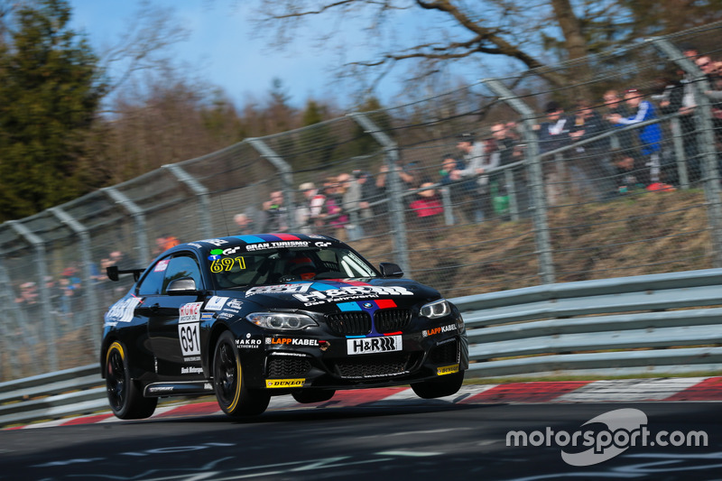 VLN: Bonk Motorsport, BMW M235i Racing Cup