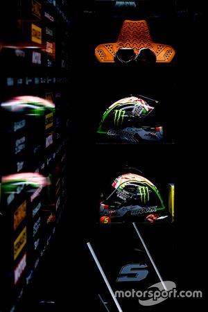 Helmets of Johann Zarco, Monster Yamaha Tech 3