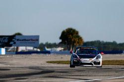 #28 RS1 Porsche Cayman GT4 MR: Dillon Machavern, Dylan Murcot