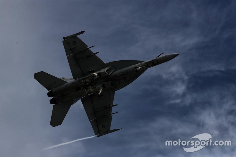 Истребитель австралийских ВВС