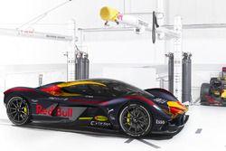 Aston Martin RB 001 im Red-Bull-Design