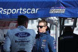 Ryan Briscoe, Richard Westbrook, Ford Performance Chip Ganassi Racing