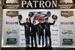Winner #10 Wayne Taylor Racing Cadillac DPi: Ricky Taylor, Jordan Taylor, Alex Lynn