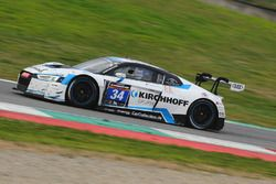 #34 Car Collection Motorsport, Audi R8 LMS: Johannes Dr. Kirchhoff, Gustav Edelhoff, Elmar Grimm, In