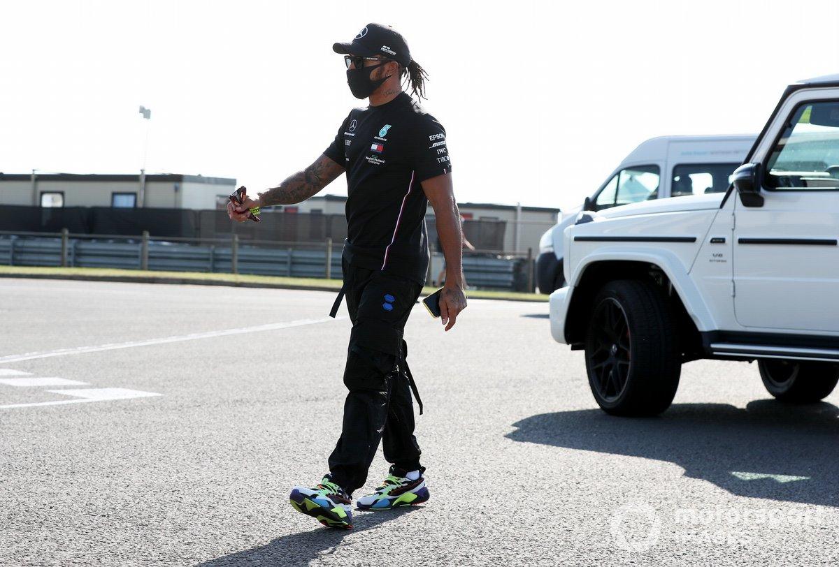 Lewis Hamilton, Mercedes F1