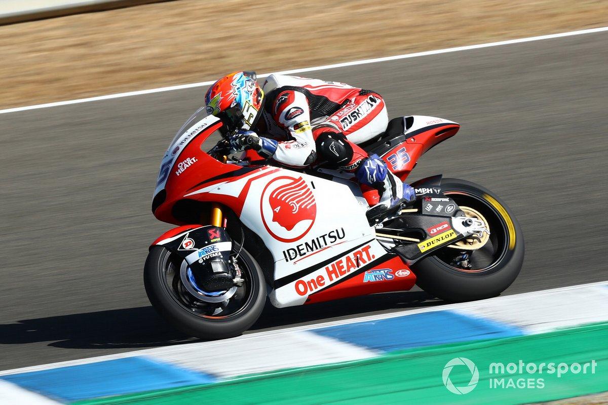 Somkiat Chantra, Honda Team Asia, Honda Team Asia