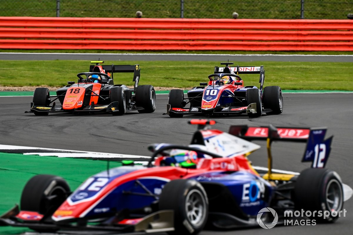 Bent Viscaal, MP Motorsport, Lirim Zendeli, Trident battle
