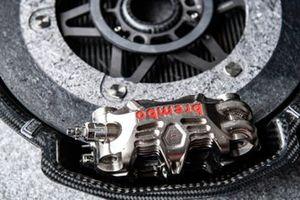 MotoGP-Bremsbacken von Brembo