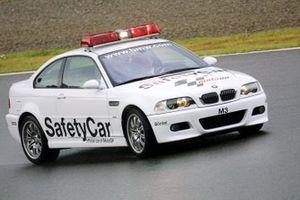 BMW M3 E46 safety car