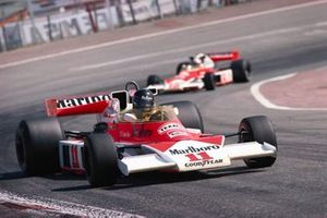 James Hunt, McLaren M23 Ford, Jochen Mass, McLaren M23 Ford