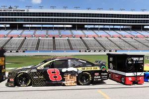 Tyler Reddick, Richard Childress Racing, Chevrolet Camaro Cat Oil & Gas