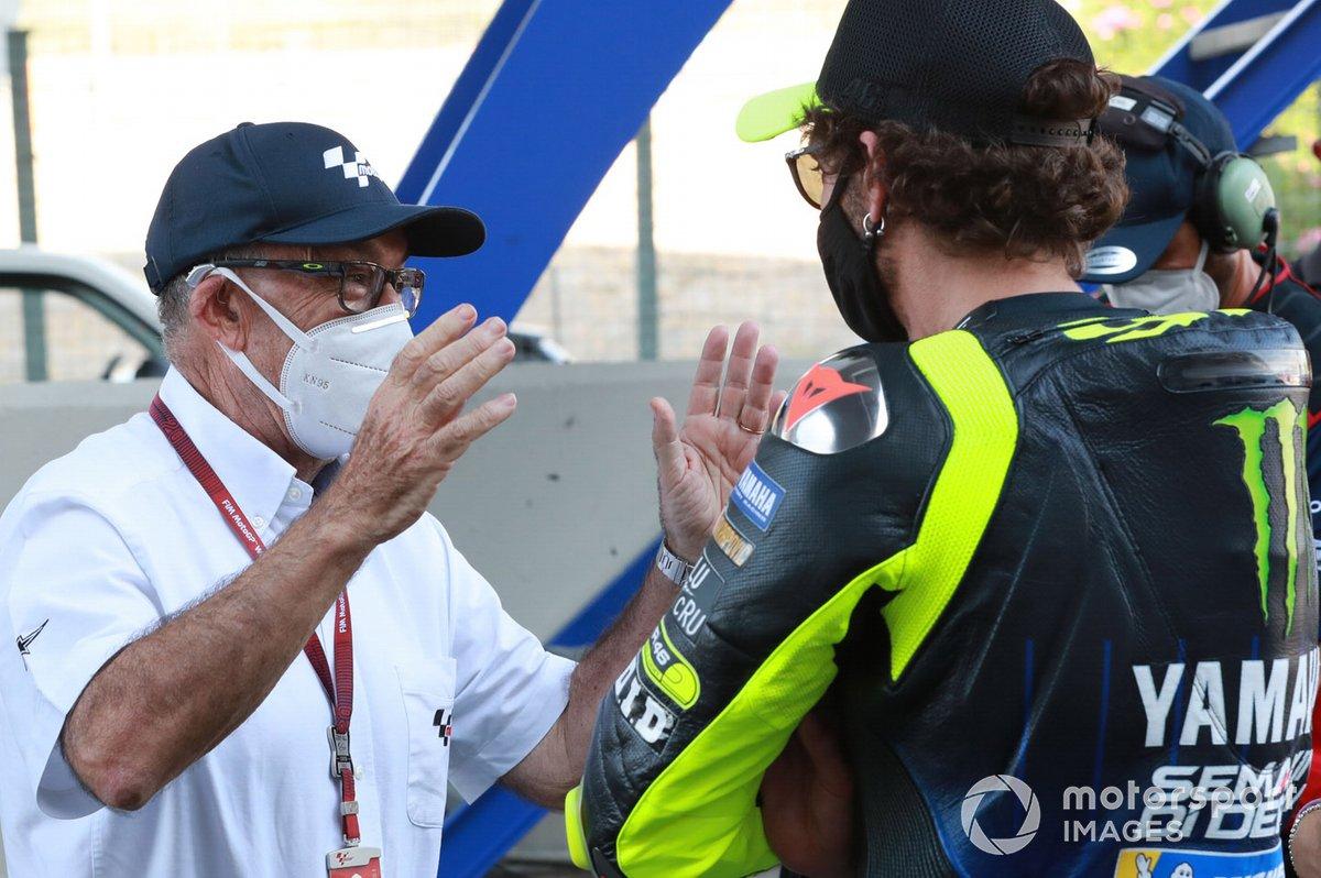 Carmelo Epeleta, Valentino Rossi, Yamaha Factory Racing