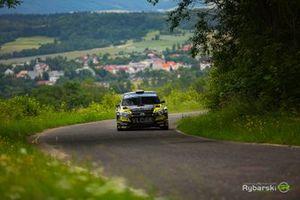 Testy przed Rally Bohemia