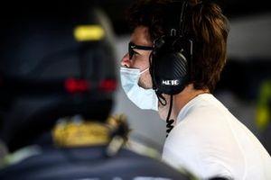 #4 ByKolles Racing Team Enso CLM P1/01 - Gibson: Tom Dillmann