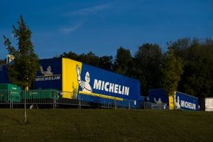 Renntransporter: Michelin
