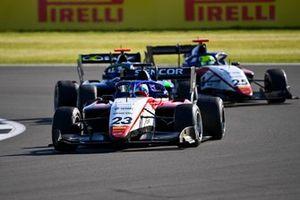 Roman Stanek, Charouz Racing System et David Schumacher, Charouz Racing System