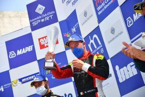 Eric Brigliadori, BF Motorsport vince gara 2