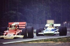 John Miles, Lotus 72C, Henri Pescarolo, Matra MS120