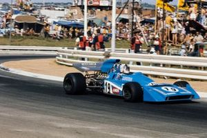 Chris Amon, Matra Simca MS120B