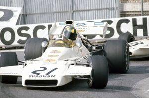 Wilson Fittipaldi, Brabham BT33 Ford