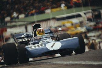 Jackie Stewart, Tyrrell 002 Ford