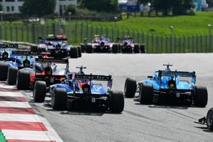 Clement Novalak, Carlin et Calan Williams, Jenzer Motorsport