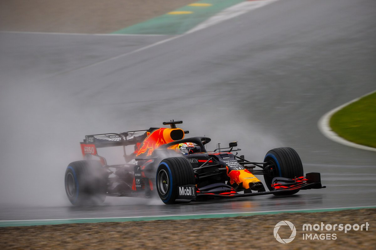 2 - Max Verstappen, Red Bull Racing RB16