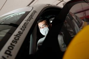 Jean Baptiste Simmenauer, Lechner Racing Middle East