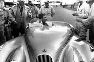 Stirling Moss, Jaguar XK120