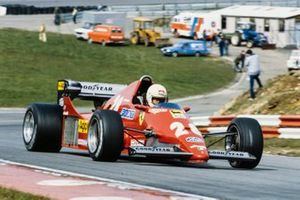 Rene Arnoux, Ferrari 126C2B