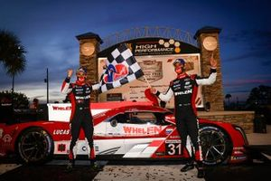 Race Winners #31 Whelen Engineering Racing Cadillac DPi, DPi: Pipo Derani, Felipe Nasr